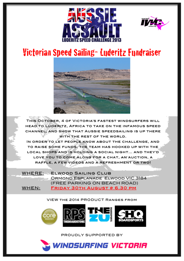 VSS Fundraiser 30th August
