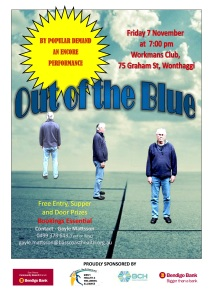Out of the Blue - Final copy